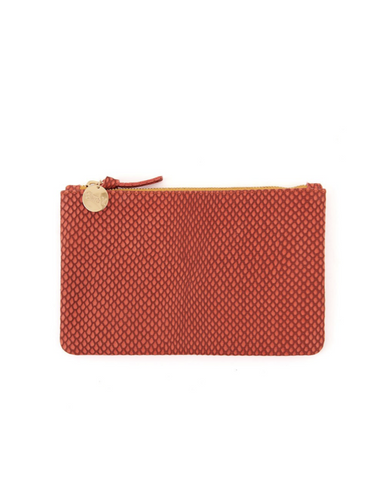 clare v flat clutch reptile poppy at maeree