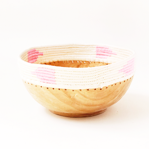 indego africa pink copabu bowl maeree