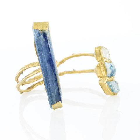 emilie shapiro waterfall cuff at maeree
