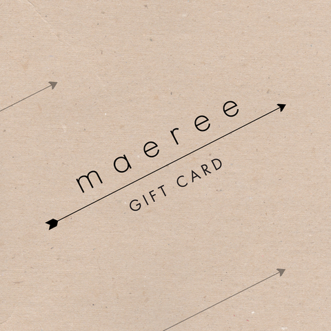 Maeree Gift Card