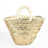 gold sequin mini basket from bohemia design at maeree