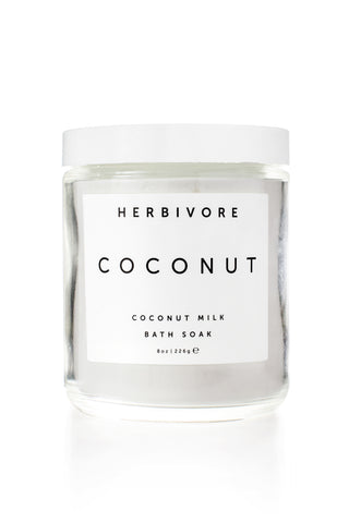 herbivore botanicals coconut milk bath soak at maeree