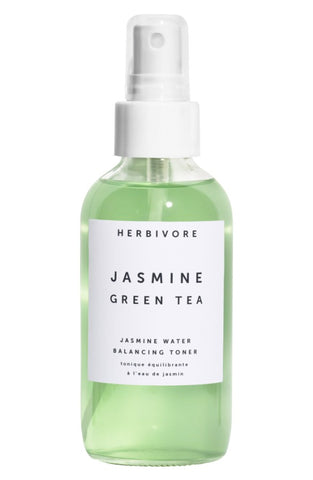 herbivore botanicals green tea jasmine facial toner at maeree