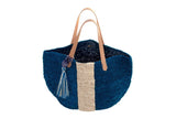 kayu design pipeline tote navy
