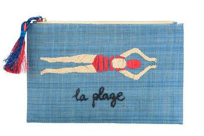 kayu la plage pouch at maeree