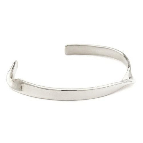 odette new york pleat cuff sterling silver at maeree