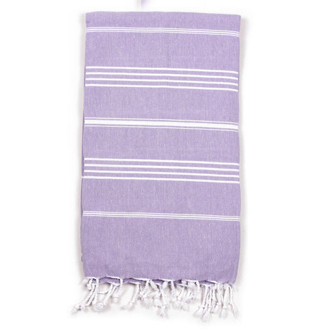 bohemia turkish towel purple ibiza at maeree