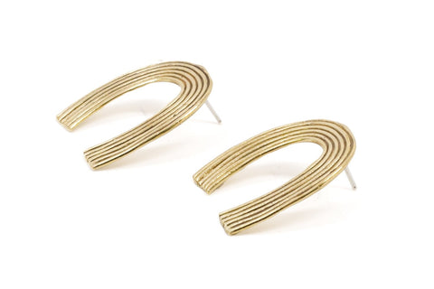 satomi studio rain shadow earring at maeree