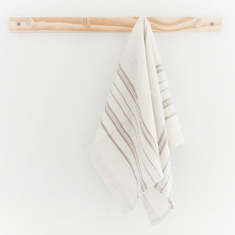 avery stone striped towel from creative women