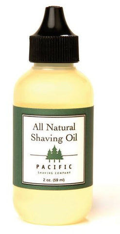 Pacific Shaving barberingsolie 59 ml