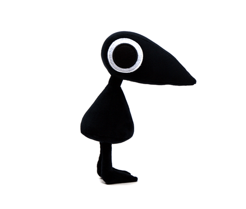 Crow Plush (Monument Valley)