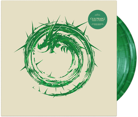 Guild Wars 2: Heart of Thorns Vinyl Soundtrack 2xLP