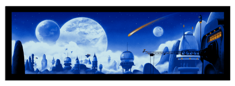 Ratchet & Clank Limited Edition Screenprint
