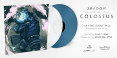Shadow of the Colossus 2xLP Vinyl Soundtrack