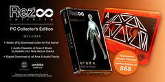 Rez Infinite PC Collector's Edition