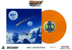 Ratchet & Clank Vinyl Soundtrack