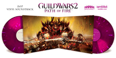 Guild Wars 2: Path of Fire Vinyl Soundtrack 2xLP