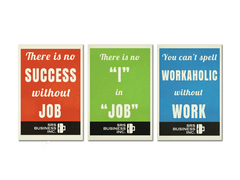 Job Simulator Magnet Set