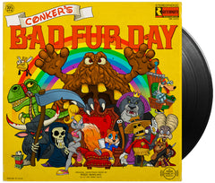 Conker's Bad Fur Day Vinyl Soundtrack 2xLP