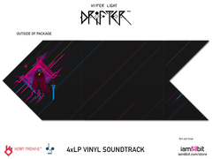 Hyper Light Drifter Vinyl Soundtrack 4xLP