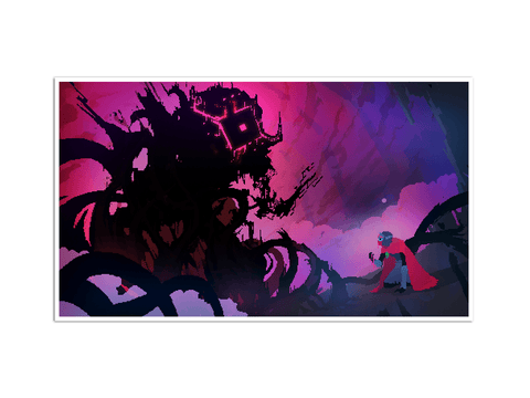Hopeless Giclée Print (Hyper Light Drifter)