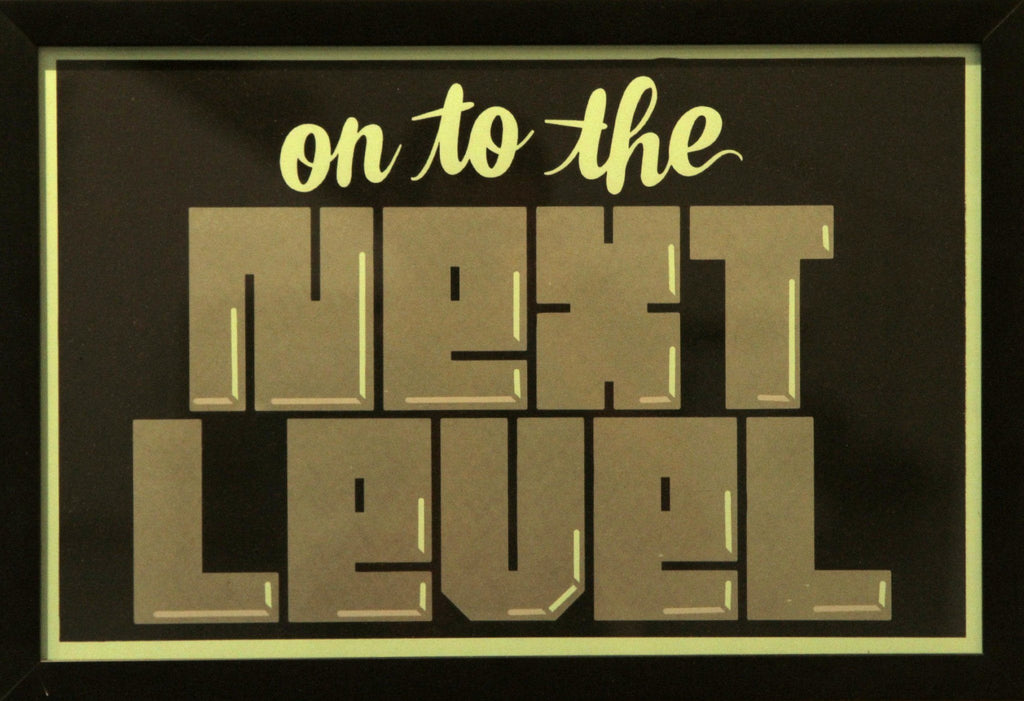On to the Next Level by Hannah Nance Partlow