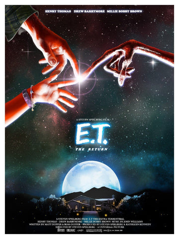 E.T. The Return by Andy Fairhurst