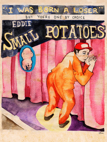 Small Potatoes by Anna Bihari