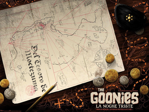 The Goonies : La Noche Triste by Arno Kiss