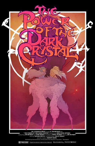 The Power of the Dark Crystal by Ashton Dame