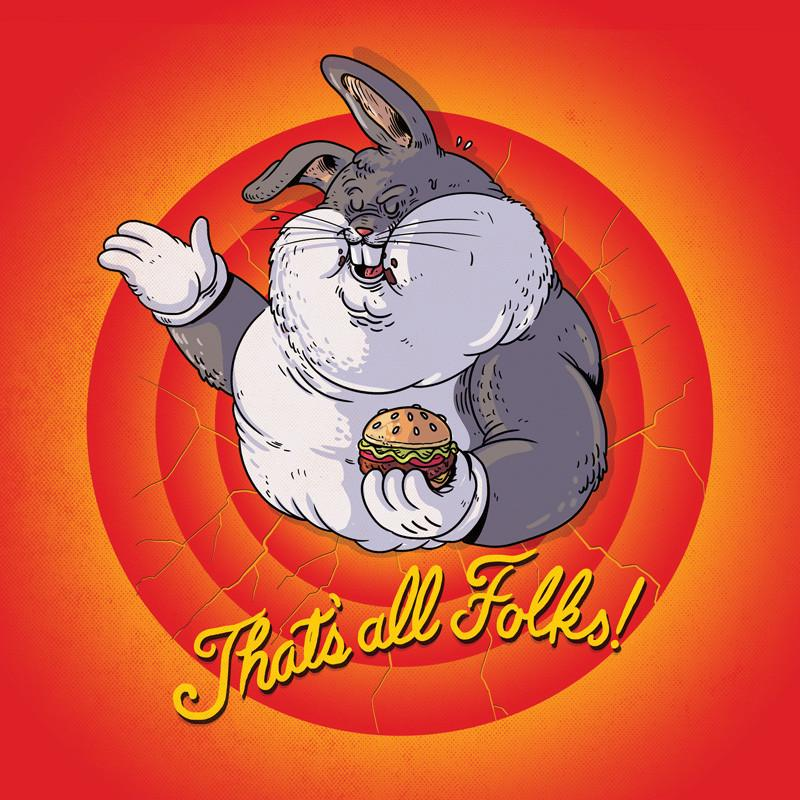 The Famous Chunkies: Bugs Bunny by Alex Solis