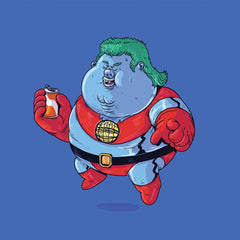 The Famous Chunkies:  Captain Planet by Alex Solis