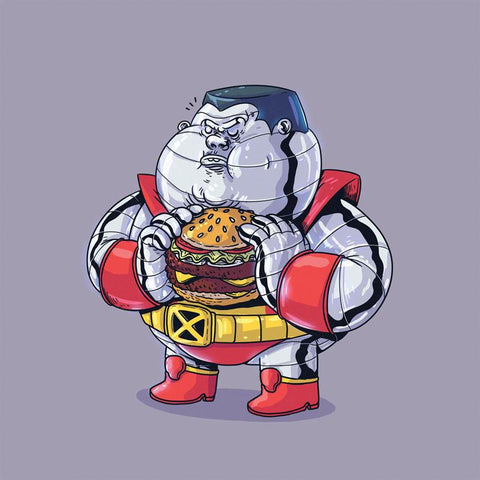 The Famous Chunkies: Colossus by Alex Solis
