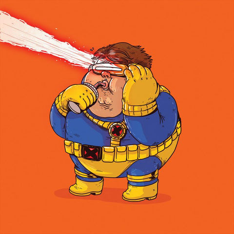 The Famous Chunkies: Cyclops by Alex Solis
