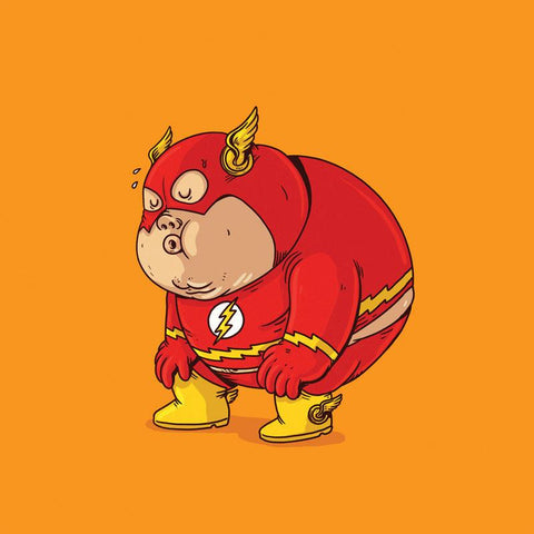 The Famous Chunkies:  Flash by Alex Solis