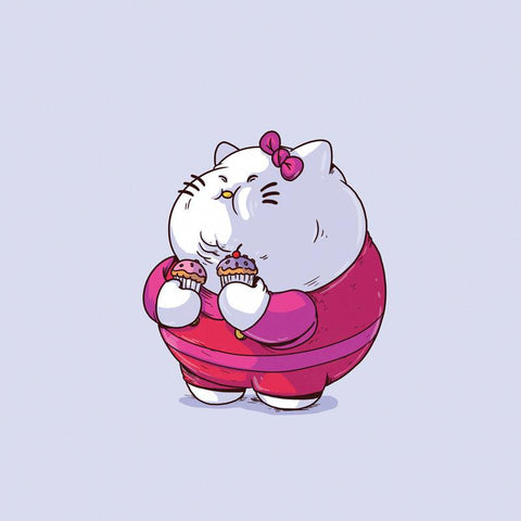 The Famous Chunkies: Hello Kitty by Alex Solis