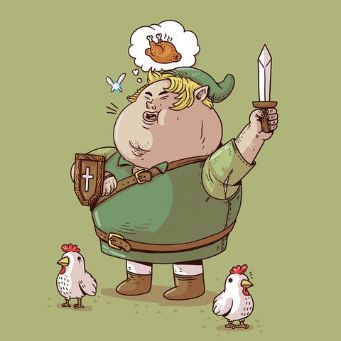 The Famous Chunkies: Link by Alex Solis