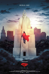 Superman Lives by Doaly