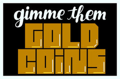 Gimme Them Gold Goins by Hannah Nance Partlow
