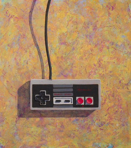 Remember Nintendo Print by Jason Brockert