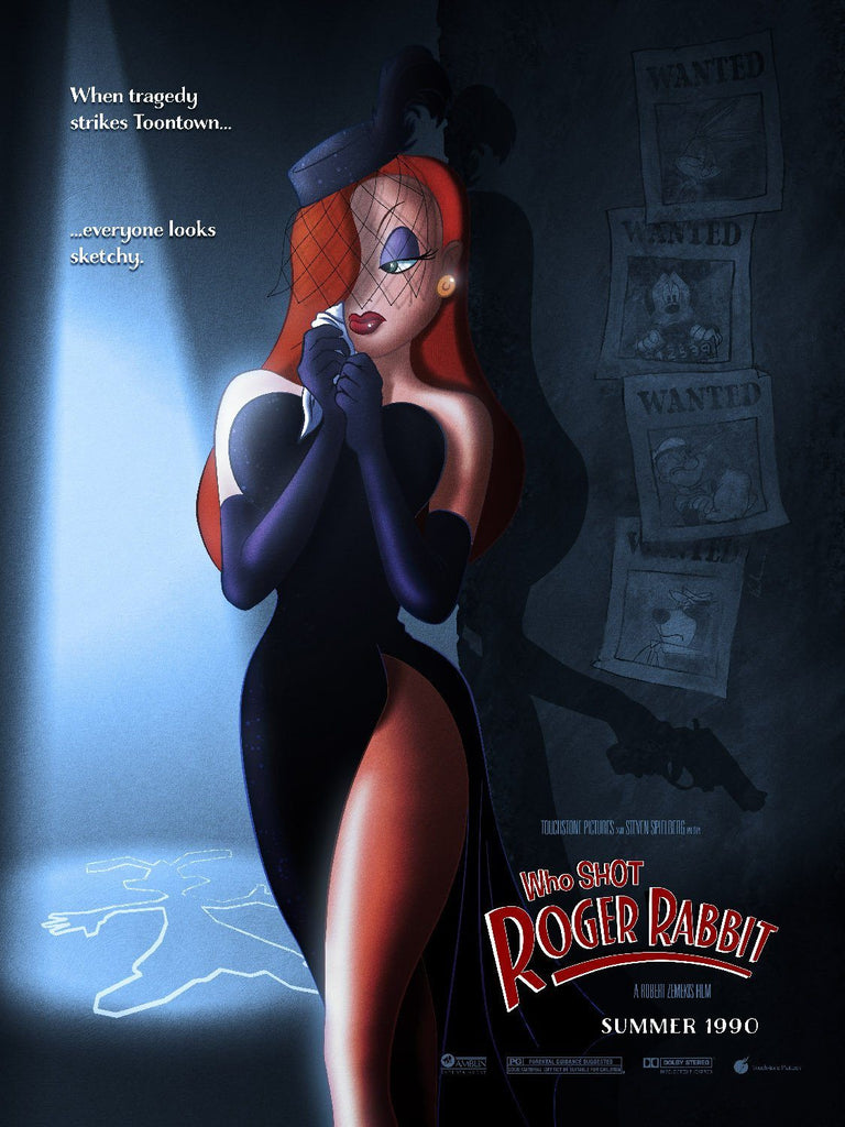 Who Shot Roger Rabbit? by Kevin M Wilson