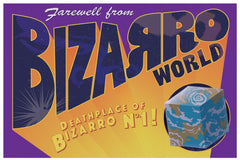 Bizzaro World by Lehr Beidelschies (postcard)