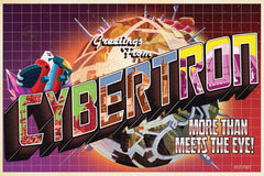 Cybertron by Marco D'Alfonso (postcard)