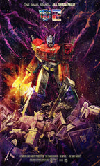 Transformers: The Movie 2 by Marco D'Alfonso