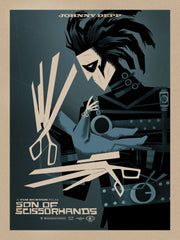 Son of Scissorhands by Mark Borgions