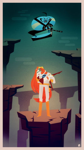 The things We Do for Love:    Space Ace By Mark Borgions