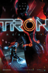 Tron Reality by Matt Haley