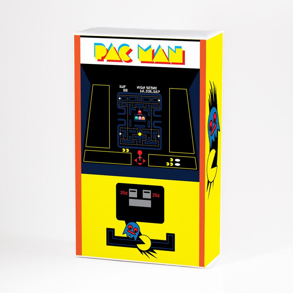 Pac-Man by Plasticgod