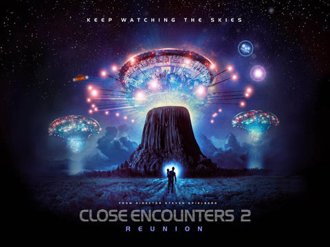 Close Encounters: Reunion by Rich Davies