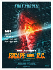 Escape from D.C. by Sam Gilbey